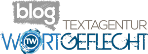 Logo Blog Textagentur Wortgeflecht